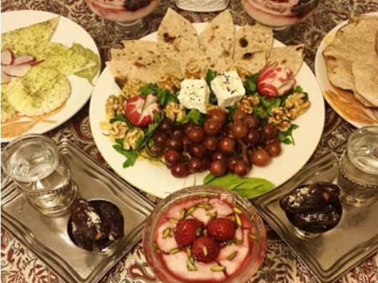 ماه رمضان با كارشناسان تغذیه  (1)