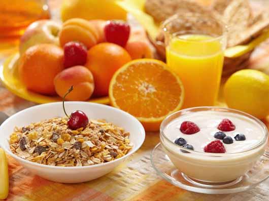 صبحانه صفای خانه (2)