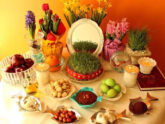 آداب عید نوروز در تهران قدیم (2)