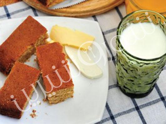 كیك زنجفیلی | طرز تهیه کیک زنجبیلی