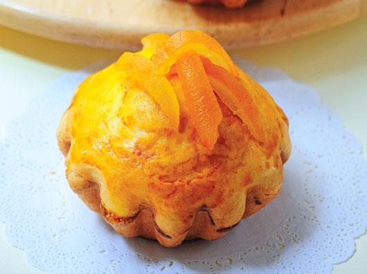 نان بريوش پرتقال و ليمو