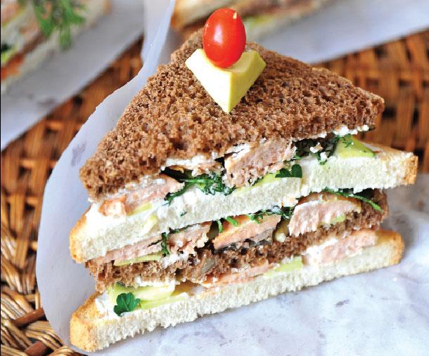 ساندويچ كلاب