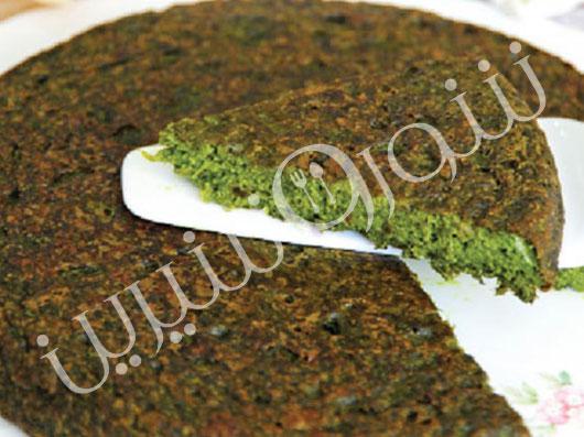 كوكو سبزی (مقرون به صرفه) | طرز تهیه کوکو سبزی