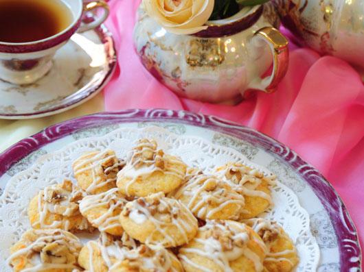 شیرینی عسل و هویج