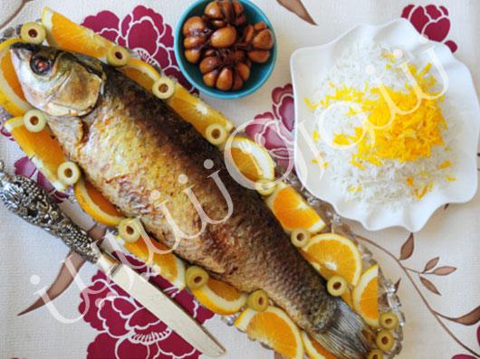 ماهی شكم پر