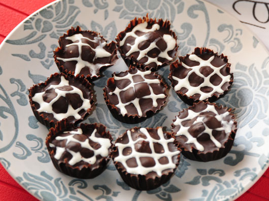 شکلات کرانچی