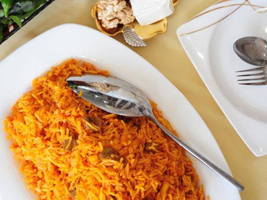 اسلامبولی پلو