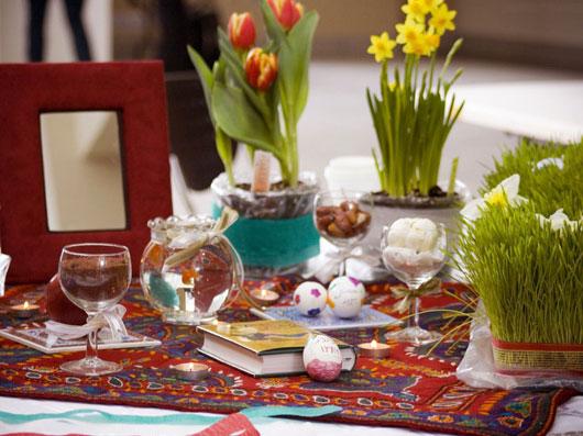جشنها و آيينهای نوروزی در ايران (1)
