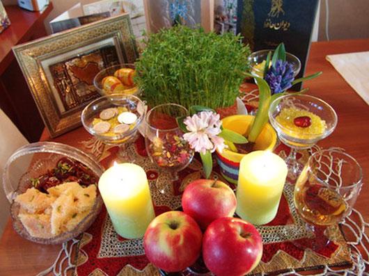 جشنها و آيينهای نوروزی در ايران (2)