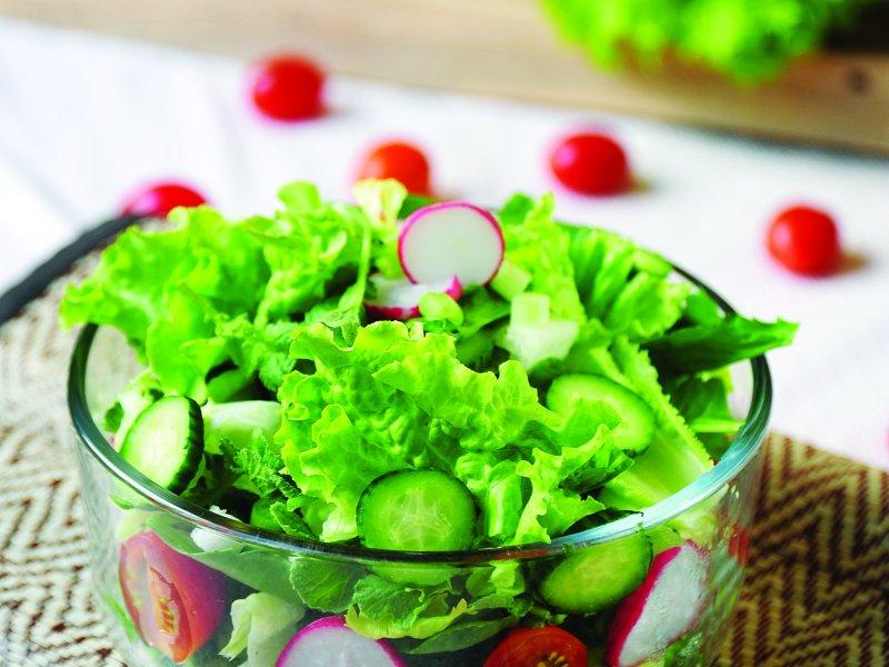 سالاد سبزی خوردن