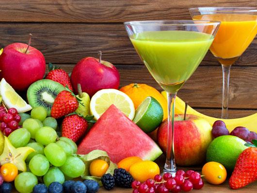 مفیدترین خوراکیها برای مقابله با تشنگی