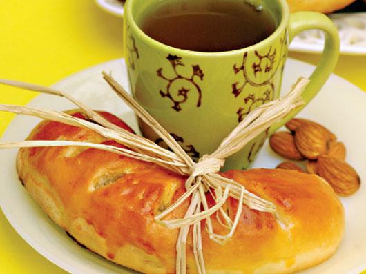 نان بادام