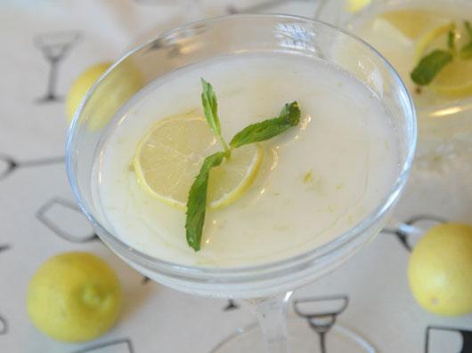 دسر رژیمی لیمو