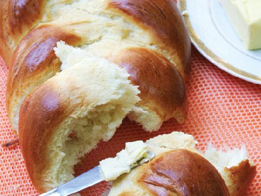 نان گیس باف صبحانه