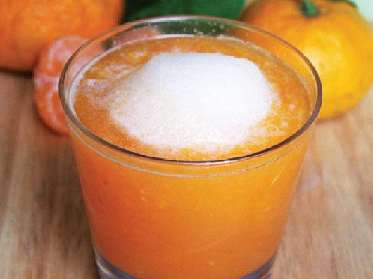 پانچ نارنگی با آلوورا