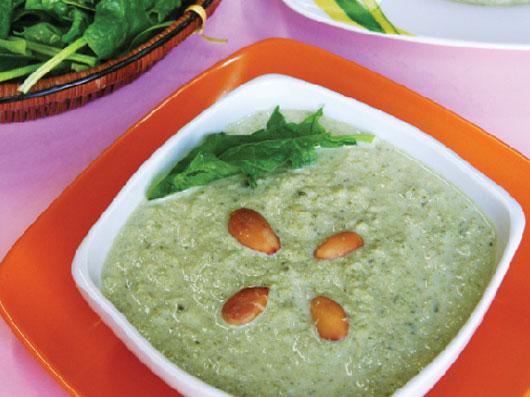 سوپ اسفناج (دیابت)