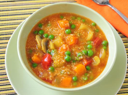 سوپ هویج | طرز تهیه سوپ هویج