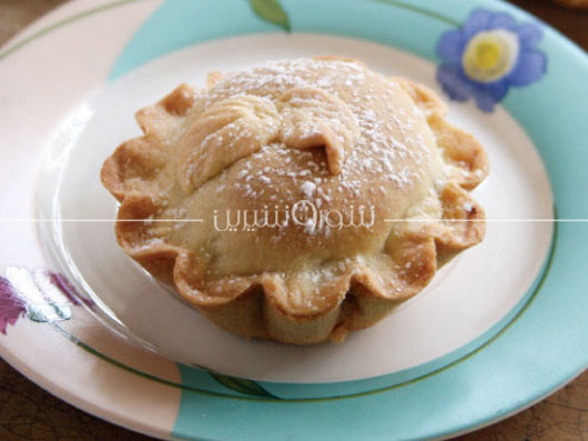 تارتلت سیب سوئدی