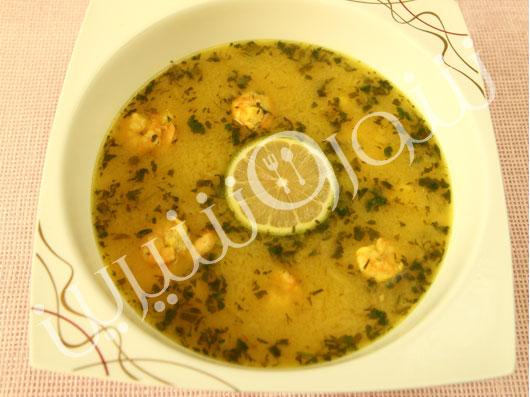 سوپ ليمو (سوپ محبوب مكزیکی ها)