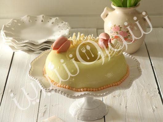 چیزکیک لیمو | طرز تهیه چیز کیک لیمو