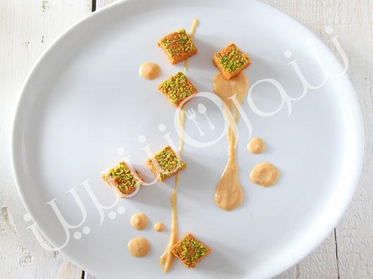 حلوای بادام زمینی