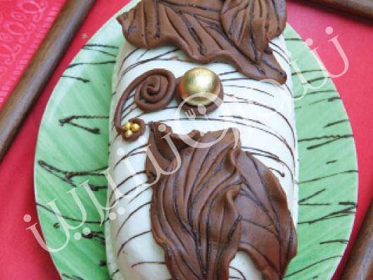 طرز تهیه کیک شکلات و عسل