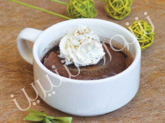 موس کیک شکلاتی | طرز تهیه موس کیک شکلاتی