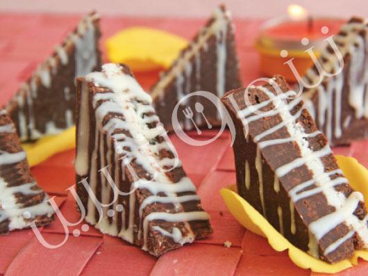 طرز تهیه كیك فاج شكلاتی | طرز تهیه کیک