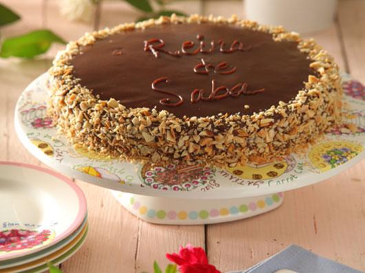 کیک ملکه صبا
