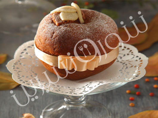 کیک سیب اسپایسی