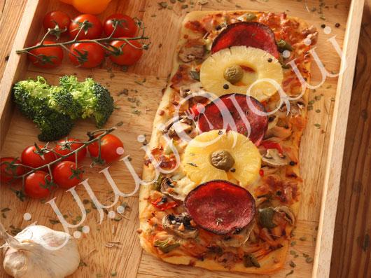 پیتزا سوپرمو