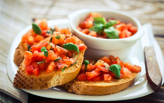 نکاتی در مورد پیش غذاها