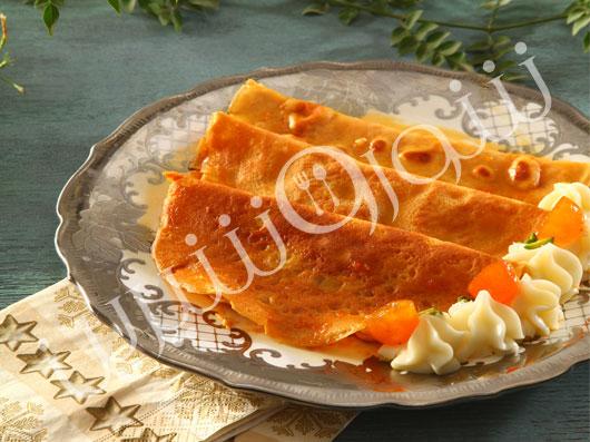 کرپ پرتقالی