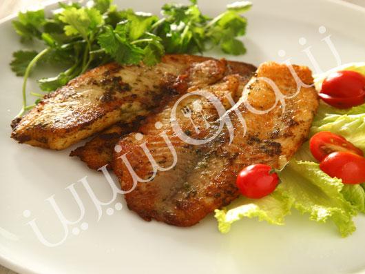 فیله ماهی اسپایسی