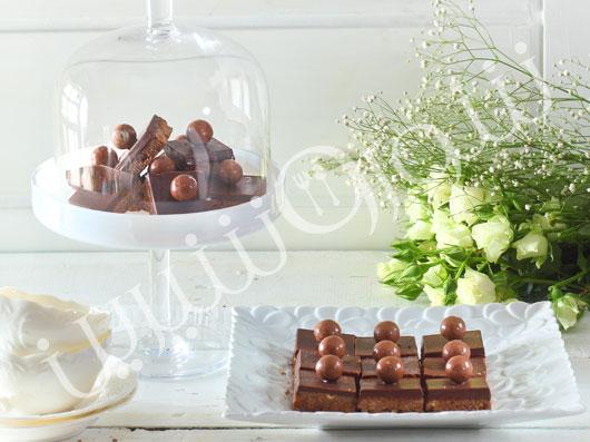 اسلایس مالت و شکلات