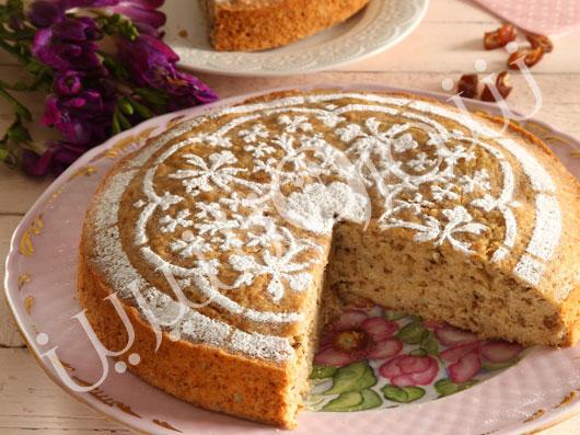 کیک خرما