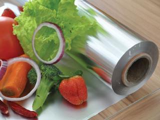 کاربردهای کاغذ آلومینیومی در آشپزخـانه