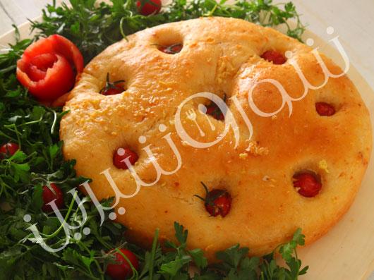 نان سیر قالبی