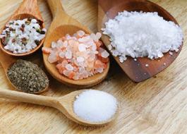 نمك مهمترین  افزودنی غذا