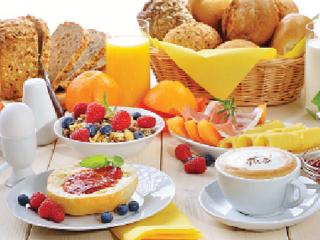 صبحانه صفـــای خـــــانه