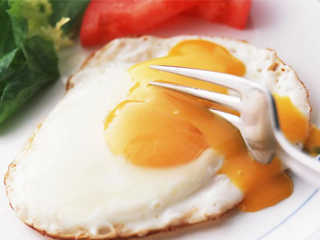 سایه روشنهای تخم مرغ