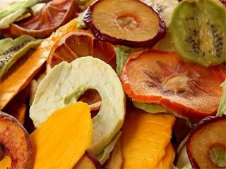 ارزش غذايی ميوههای خشک