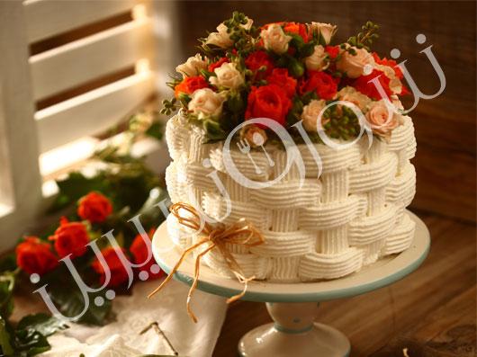 کیک ویکتوریا کلاسیک