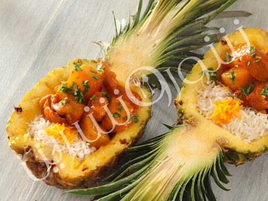 مرغ آناناسی