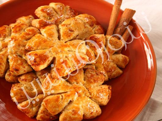 نان کدو  حلوایی