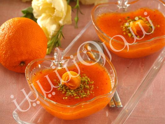 دسر تند پرتقالی