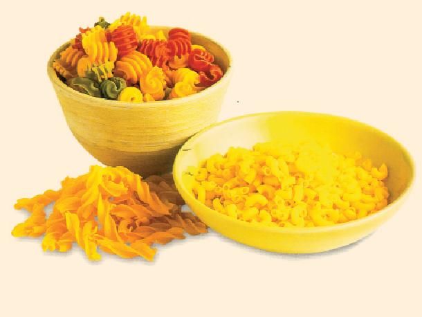 آشپزی با انواع پاستا
