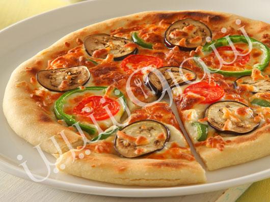 پیتزا بادمجان