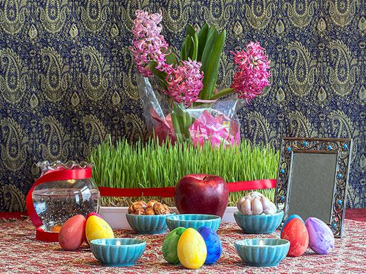 سنت های جالب و کهن عید نوروز از کجا آمدهاند؟