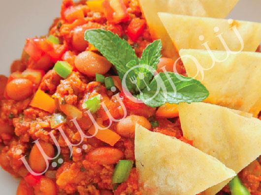 خوراک چیلی مکزیکی